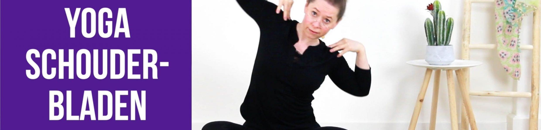 Yoga voor de Schouderbladen
