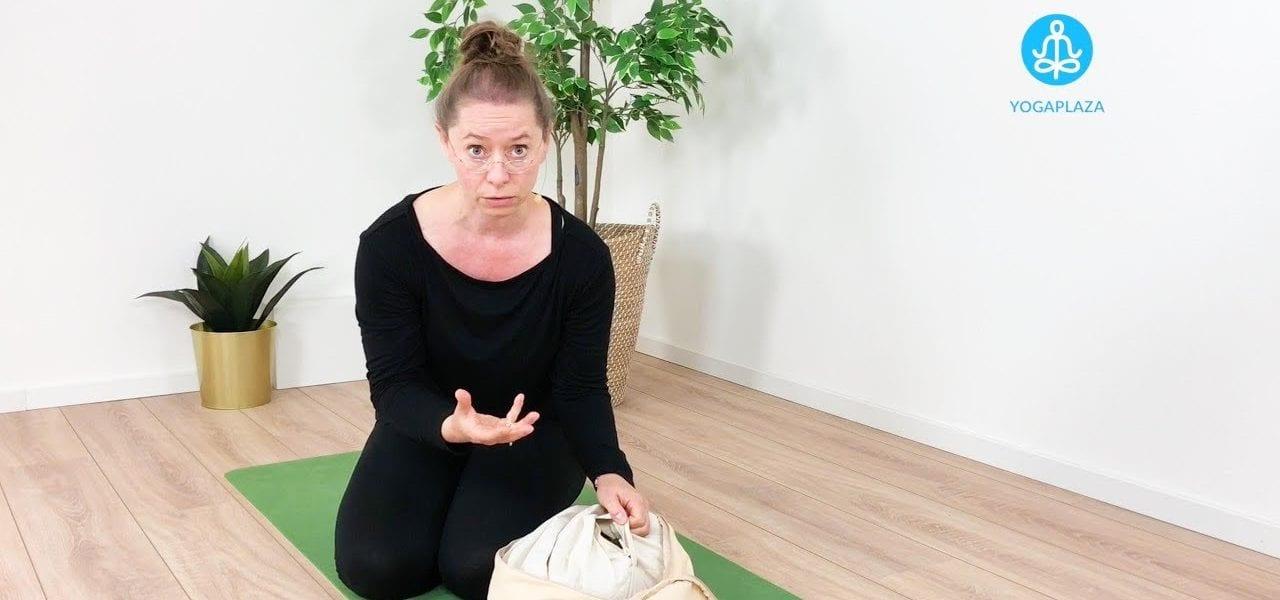 Review Meditatiekussen Love Generation