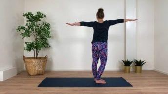 Spelen met kracht yoga