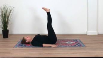 ontspannen alternatieve maangroet hathayoga | yogametnanda
