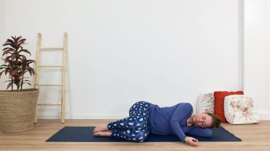 lekker slapen door de 4-8 ademtechniek