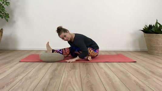 Yoga na het werk - Online Yoga van Yogaplaza