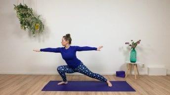 Yoga als je futloos bent