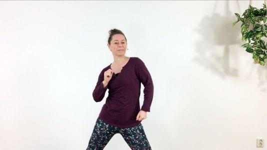 yoga voor de HEUPEN   YOGAPLAZA