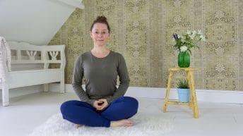 Liefdevolle Lichamelijke Aandacht Meditatie