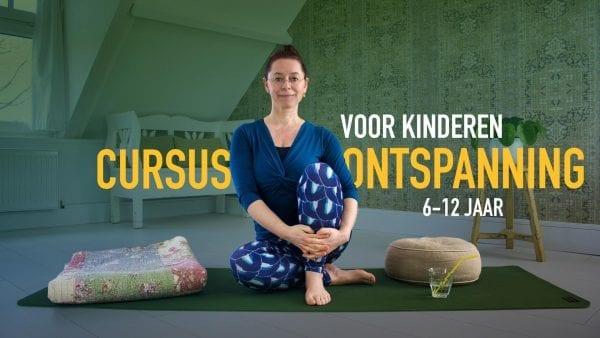 Cursus kinderontspanning | YOGAPLAZA