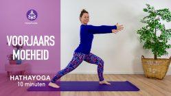 yoga bij voorjaarsmoeheid | YOGAPLAZA