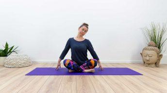 Nek deblokkeren met Yoga | YOGAPLAZA